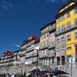 Porto sarene zgrade putovanje u portugal