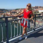 Porto - pogled sa Mosta Dom Luis I.