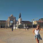 Putovanje u portugal lisabon glavni trg
