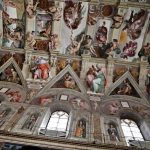 Sikstinska kapela vatikan rim u 5 dana travelina