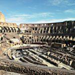 rim coloseum koloseum iznutra travelina