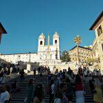 spanjolske stube Rim u 5 dana