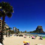 najljepše plaže u europi calpe plaza arenal bol costa blanca