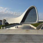 Heydar Aliyev Cultural Center Azerbajdžan