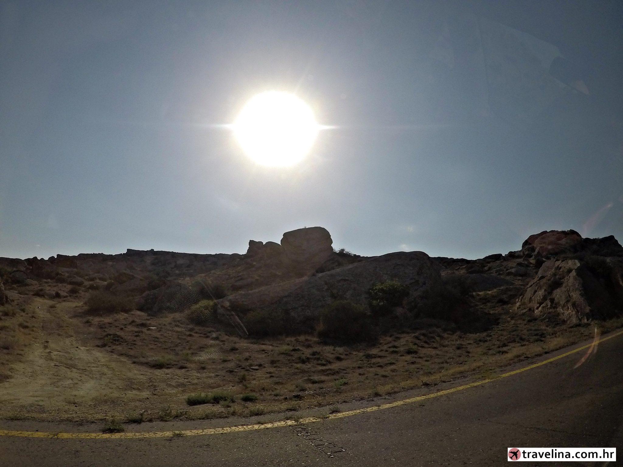 Pustinja Gobustana