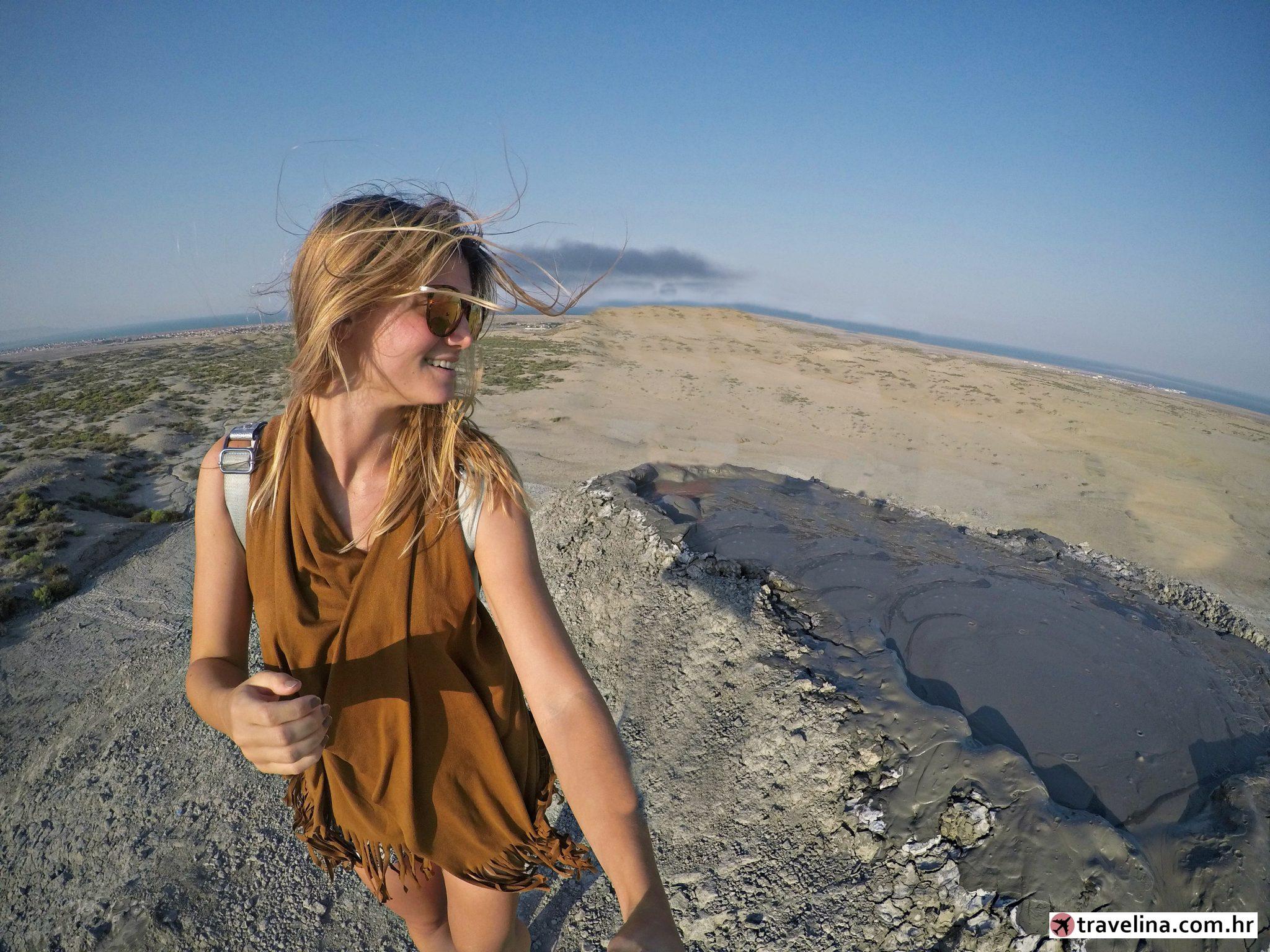 Blatni vulkani Azerbajdžana travelina