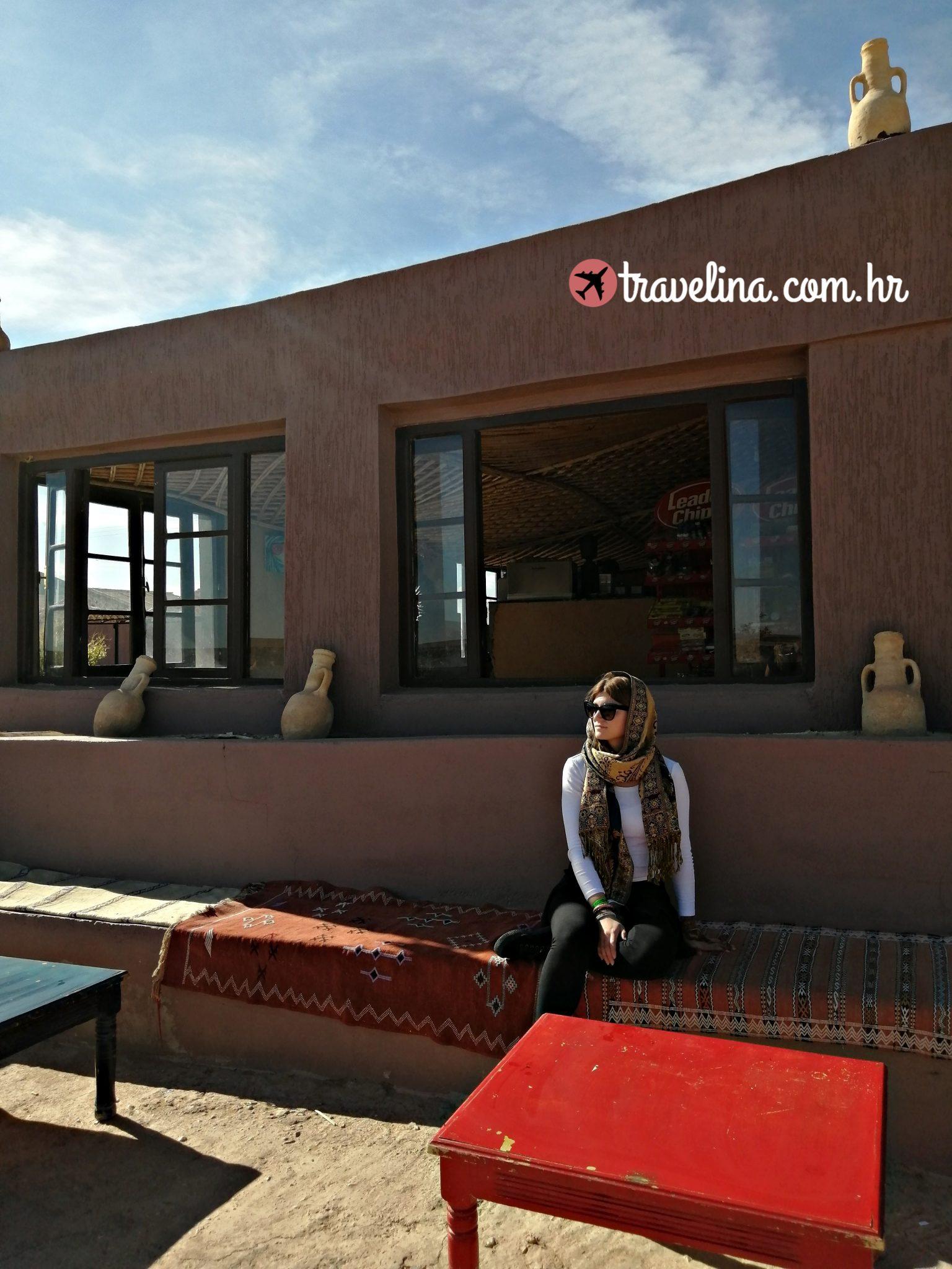 Aoufous (Errachidia - Oaza) Putovanje u Maroko