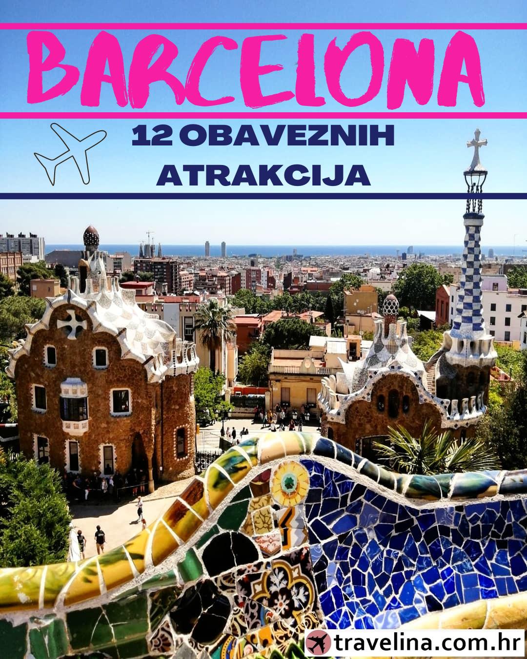 Putovanje u Barcelonu
