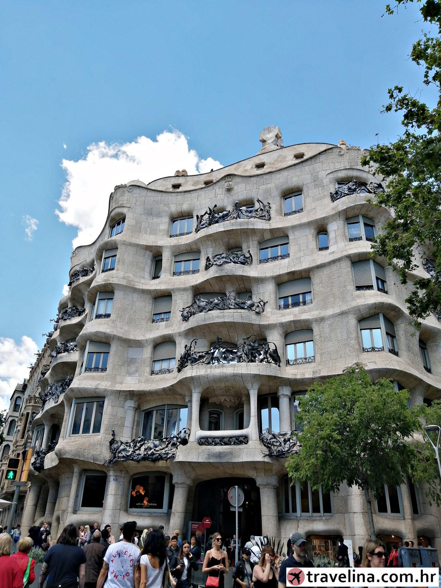 Casa Mila - Barcelona