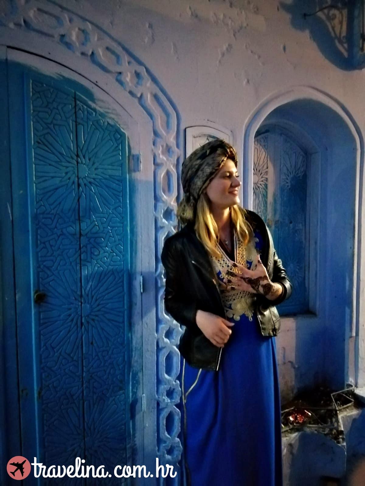 Chefchaouen , Maroko