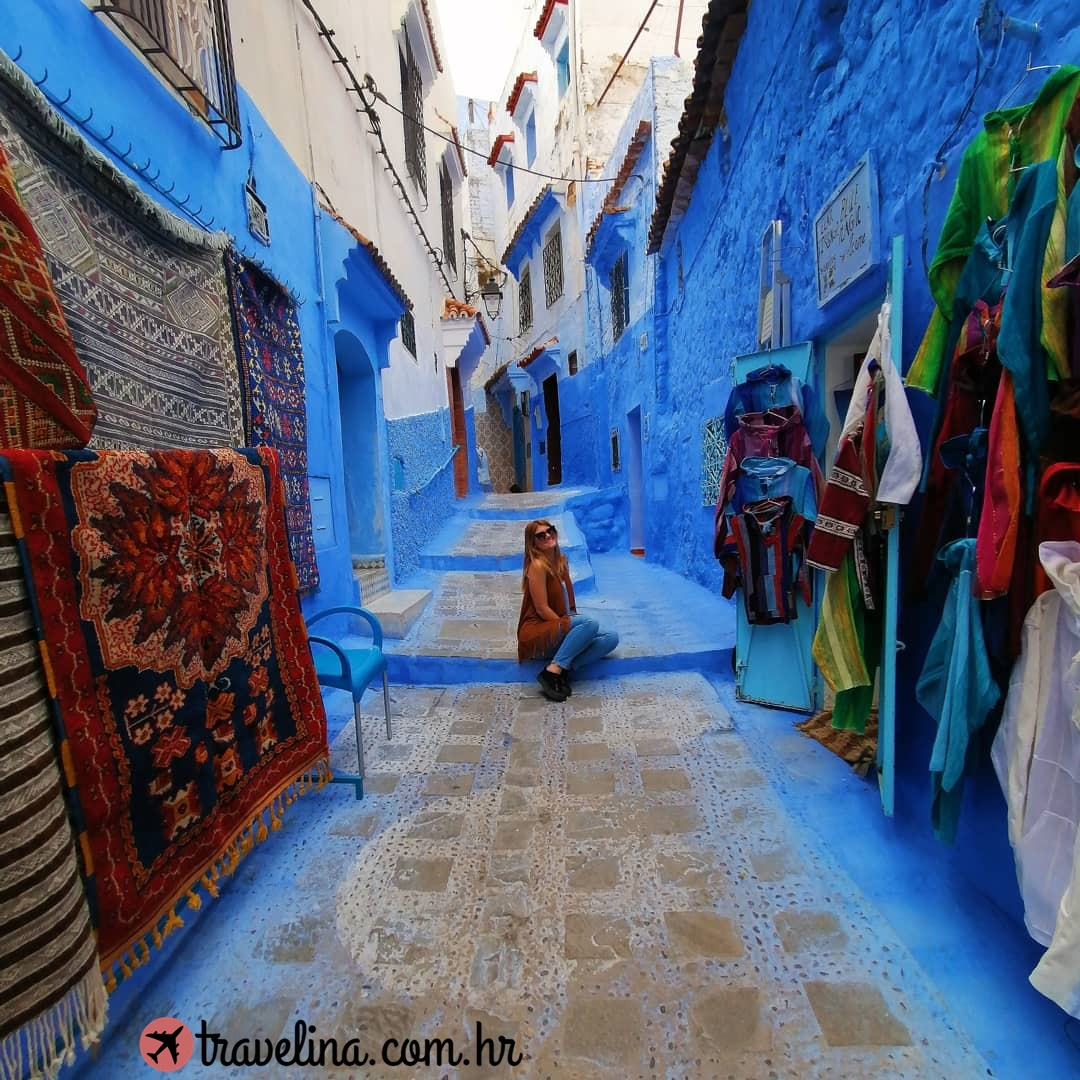 Chefchaouen (Plavi grad) putovanje u maroko