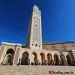 Džamija Hassana II. - Casabanca putovanje u Maroko