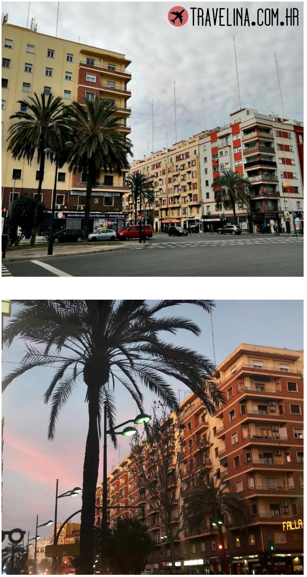 Expat Erasmus u Valenciji Blasco Ibanez