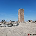 Hassan Tower, Rabat, Maroko