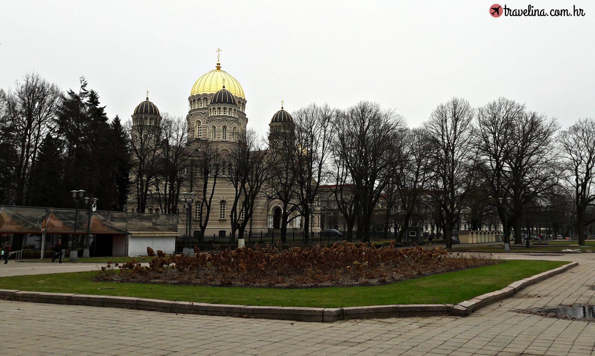 Katedrala Kristova Rodenja - Rigas Kristus Piedzimšanas pareizticigo katedrale