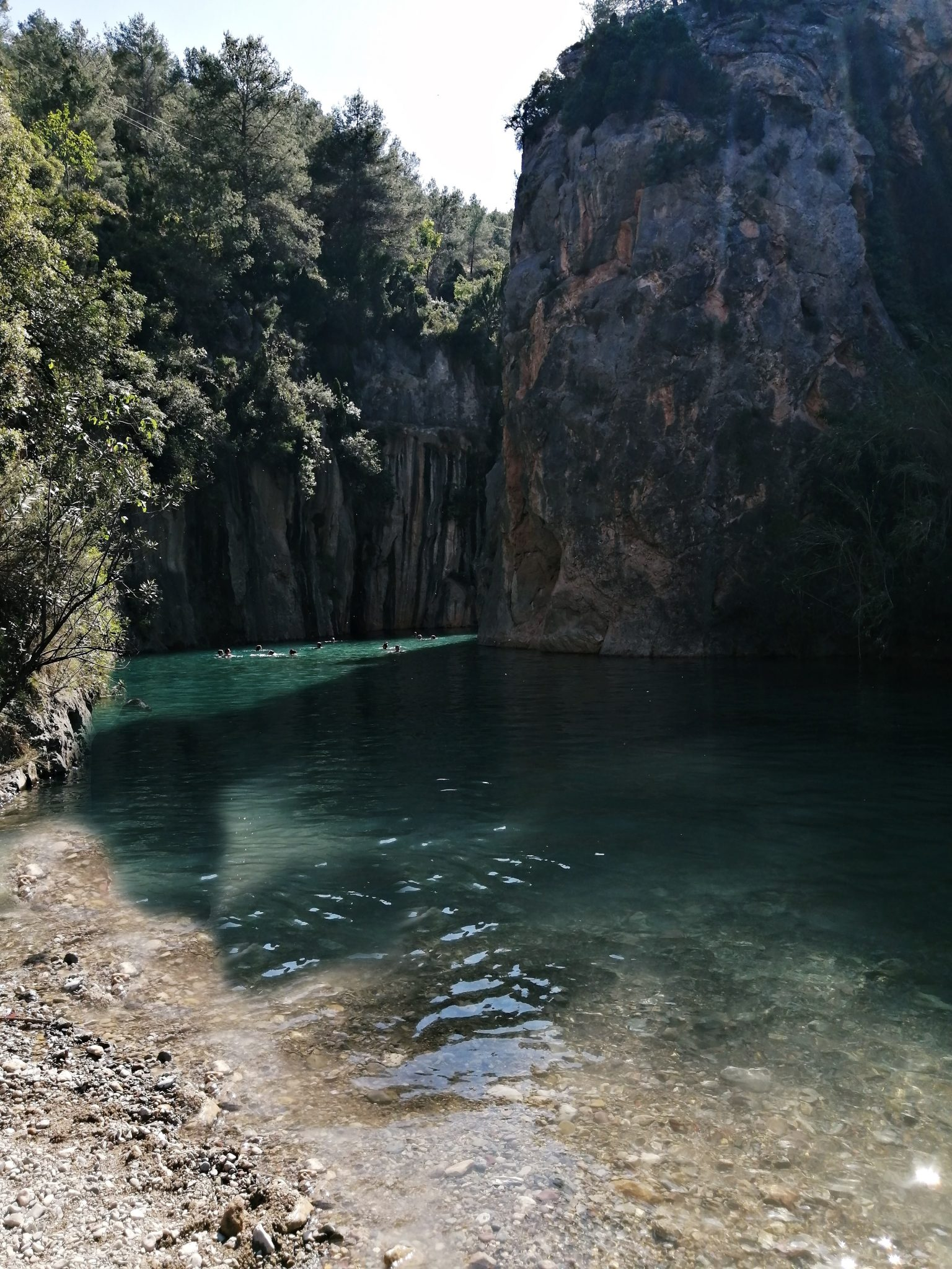 Kupalište izvora termalnih voda Montanejos