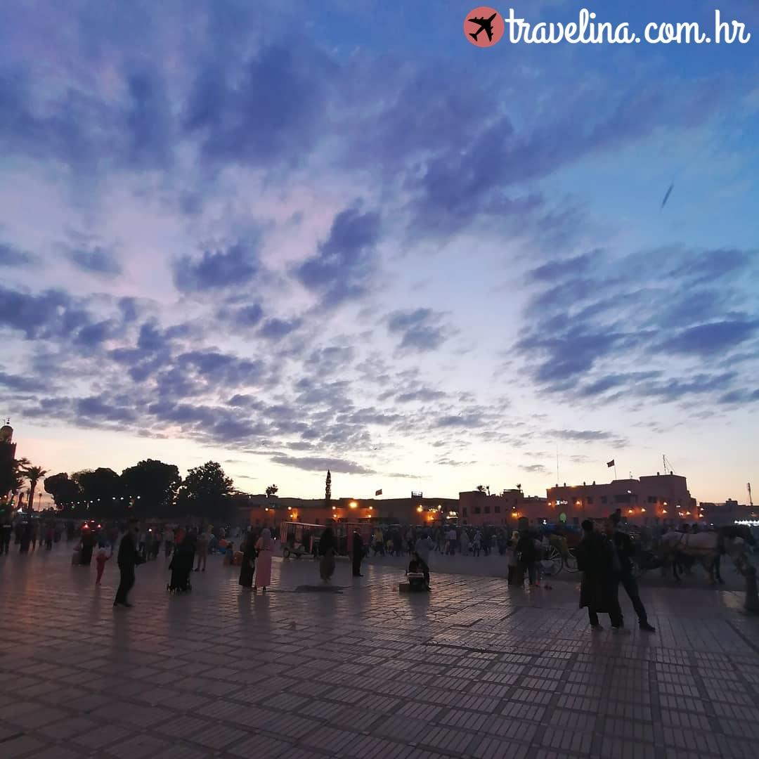 Marrakesh putovanje u maroko marakeš