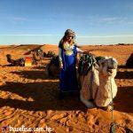 Merzouga pustinja putovanje u Maroko
