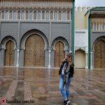 Palais Royal Dar El Makhzen Fez Putovanje u Maroko