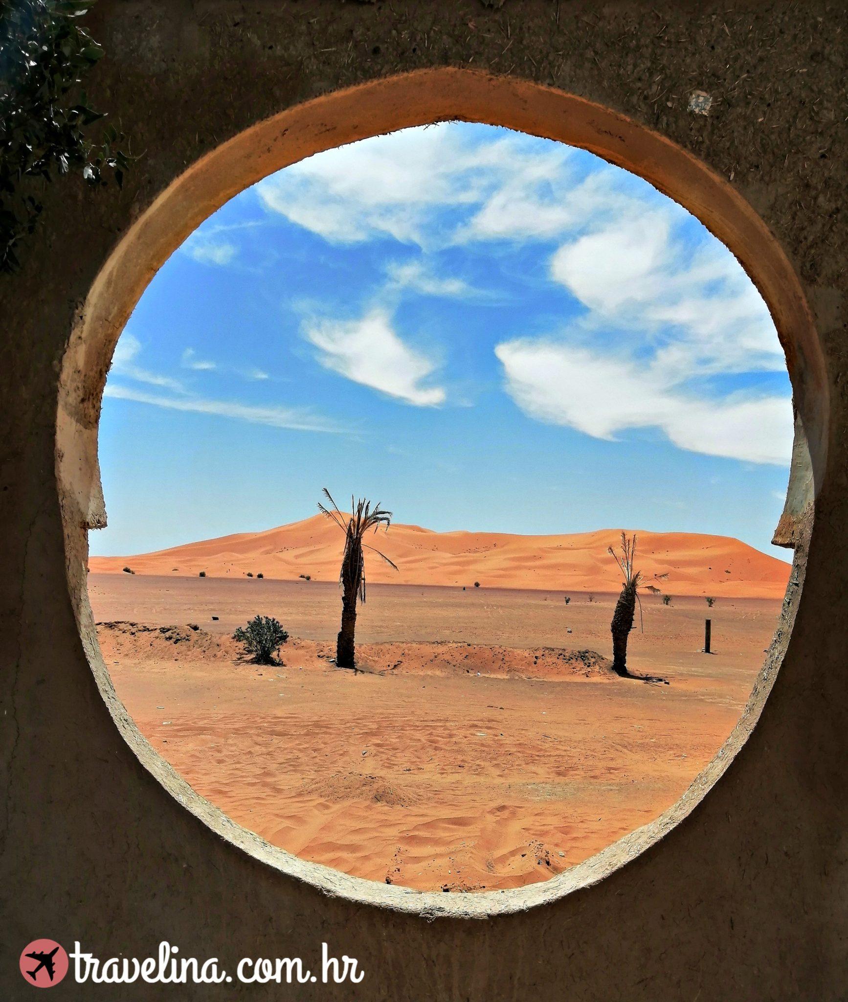 Hotel u Pustinji, Merzouga, Sahara