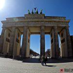 Brandenburg Gate (Brandenburška vrata)