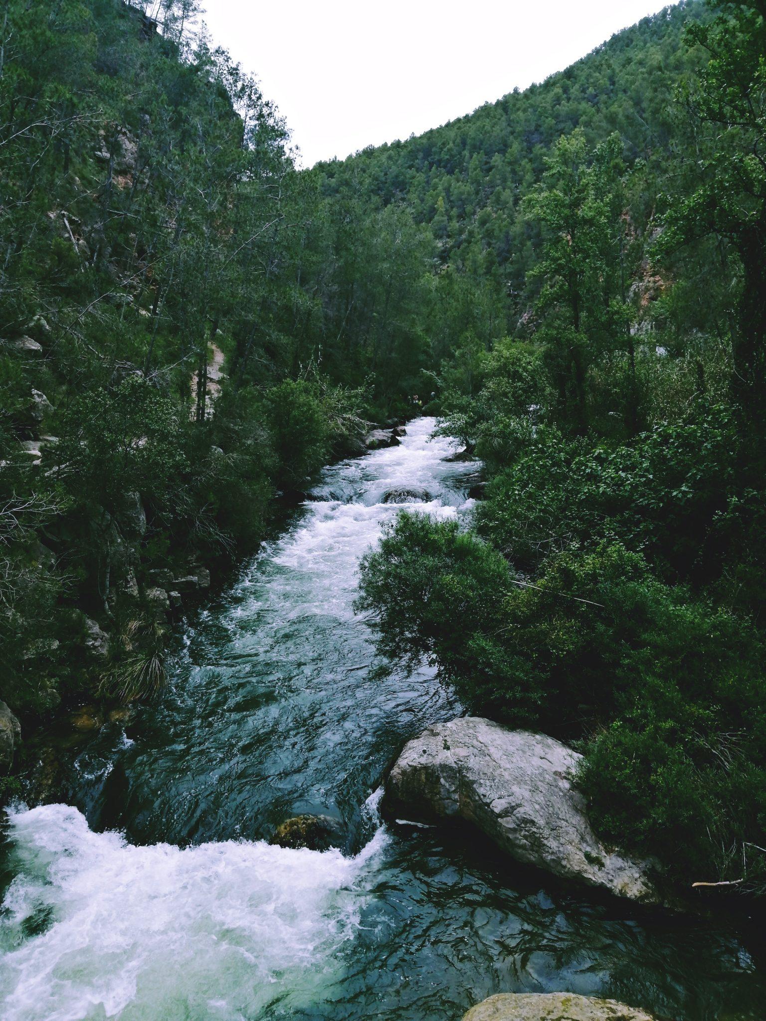 montanejos rijeka izvori termalnih voda