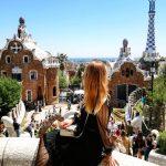 Park Güell gaudi putovanje barcelona
