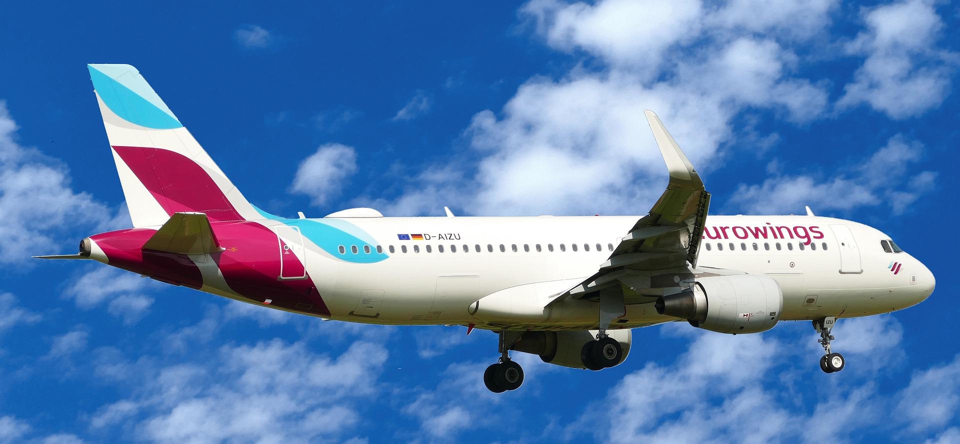 Image by ramboldheiner from Pixabay Eurowings jeftine aviokarte