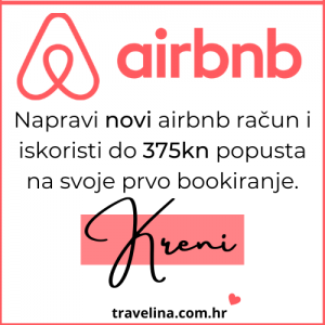 airbnb popust kod na prvu kupnju