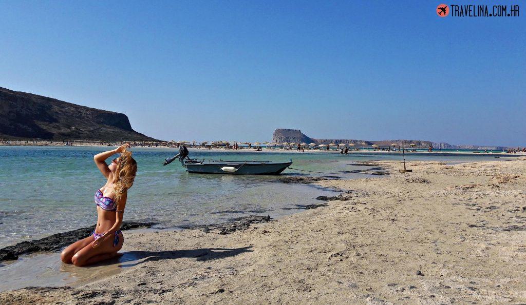 Balos laguna na Kreti