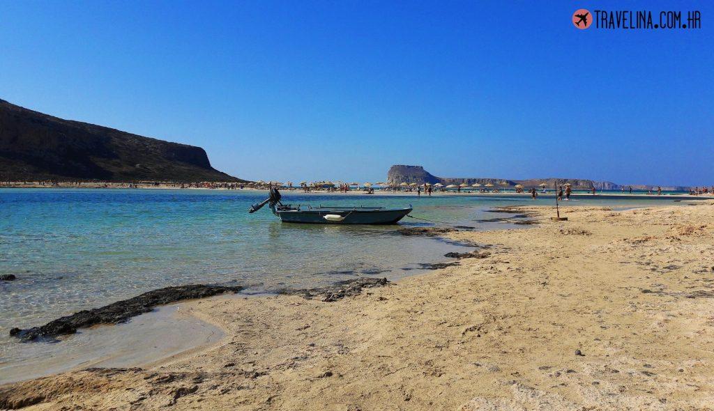 Balos plaza u Grckoj Kreta jeftina putovanja travelina laguna (10)