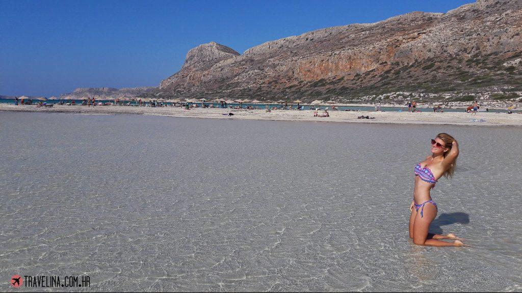 Balos plaza u Grckoj Kreta jeftina putovanja travelina laguna (2)