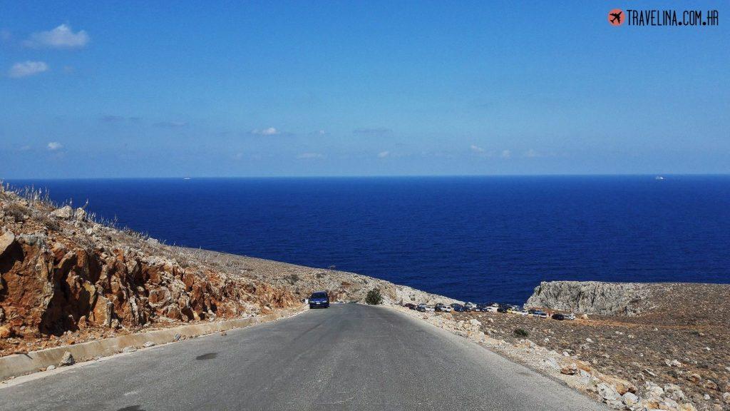 ceste kreta vidikovac kod chanie travelina