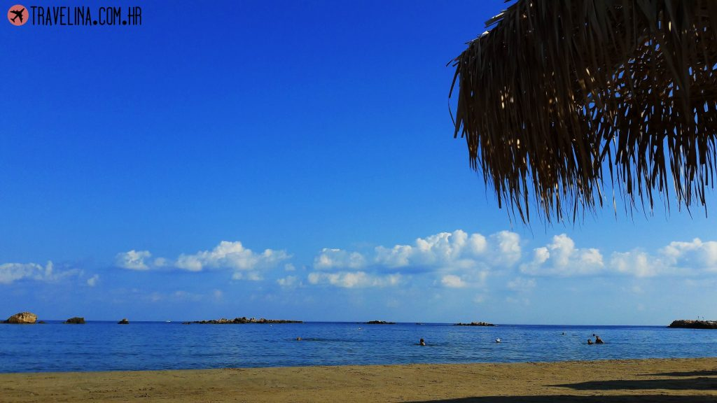 chania kreta plaža jeftino putovanje