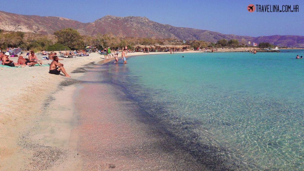Elafonisi plaza na kreti u Grckoj jeftina samostalna putovanja travelina (1)