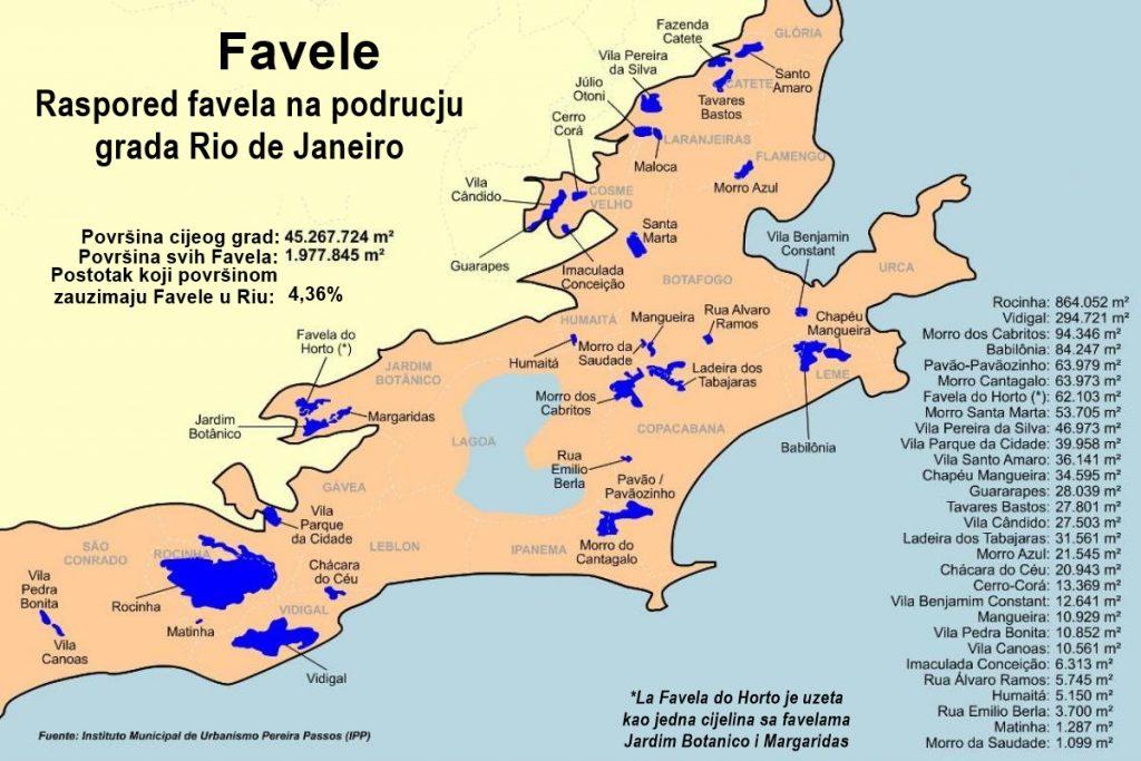 Mapa favela u rio de janeiru map of favelas in rio de janeiro favelainc