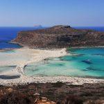 najljepše plaže u europi Pogled na Balos plazu travelina