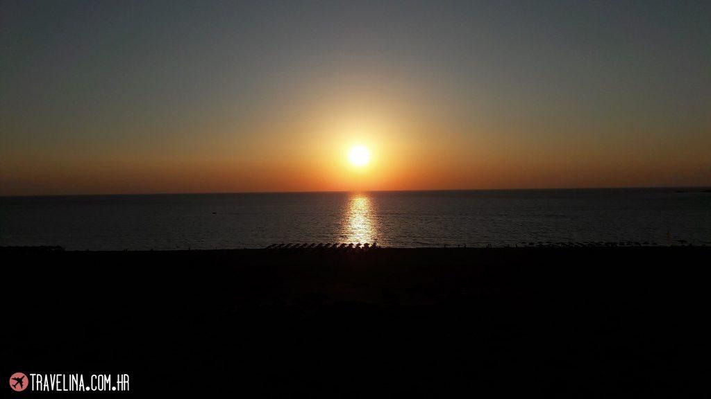 zakazak sunca na kreta