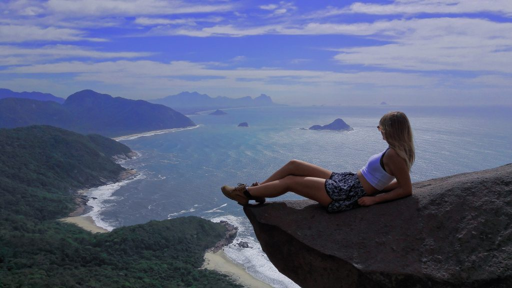 Pedra do Telegrafo - Rio de Janeiro travelina