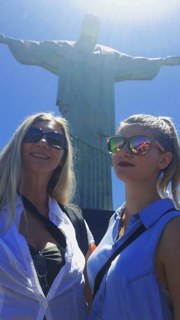 selfie kip isusa u brazilu rio de janeiro travelina com hr