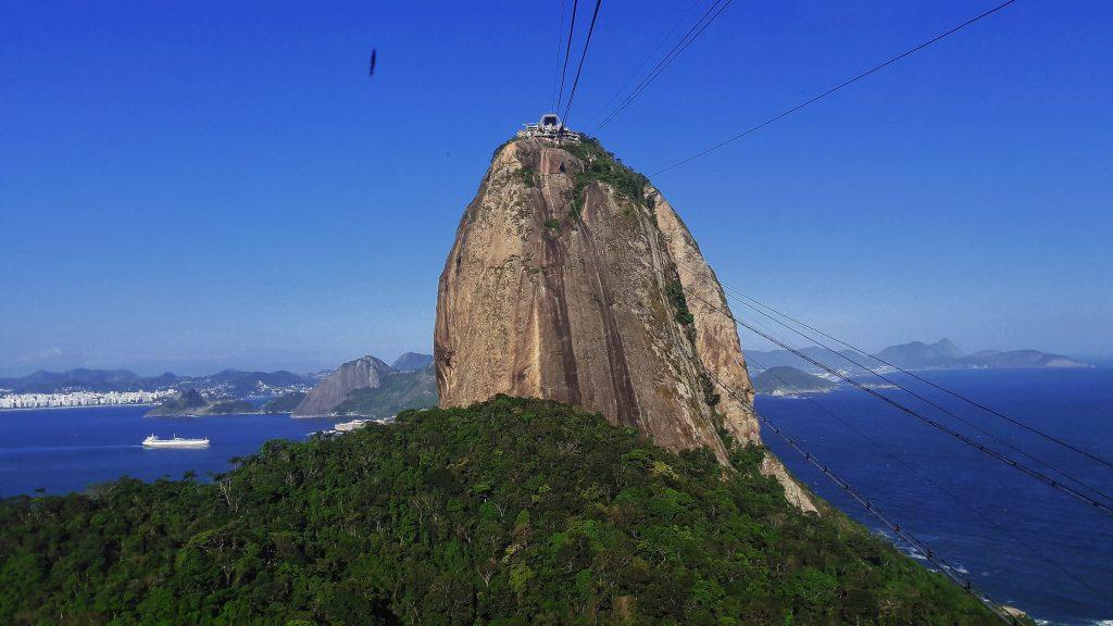 Sugarloaf - Glava šečera - Rio de Janeiro