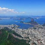 Pogled na Rio de Janeiro Brazil travelina