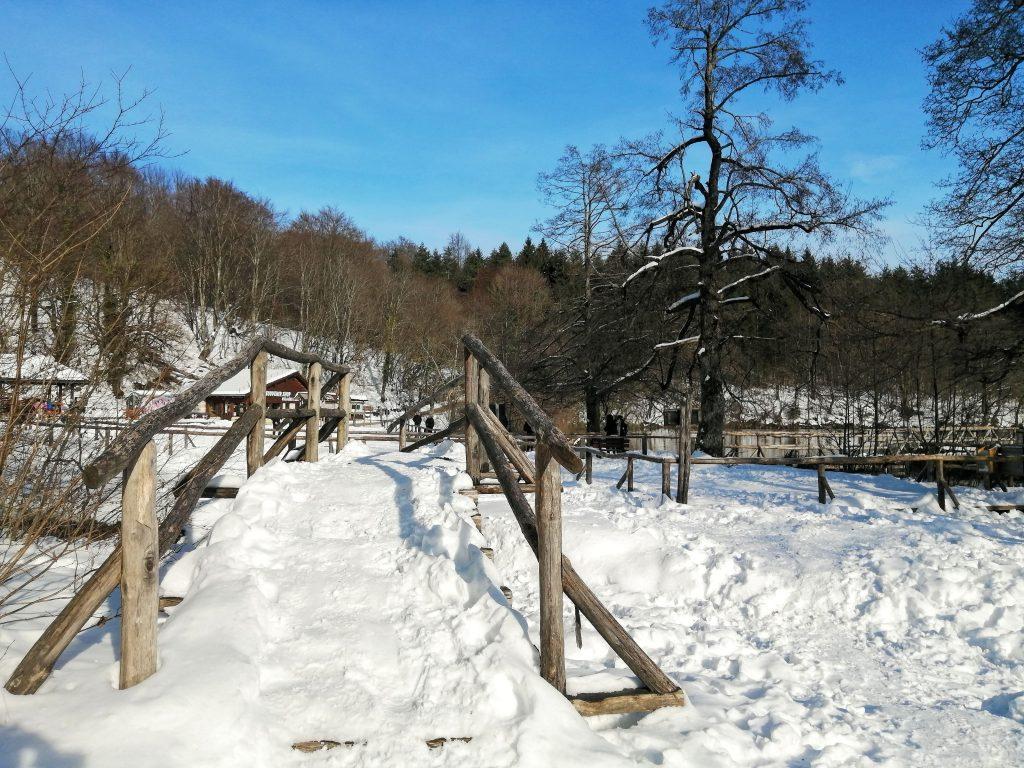 plitvicka jezera izlet plitvice zimski