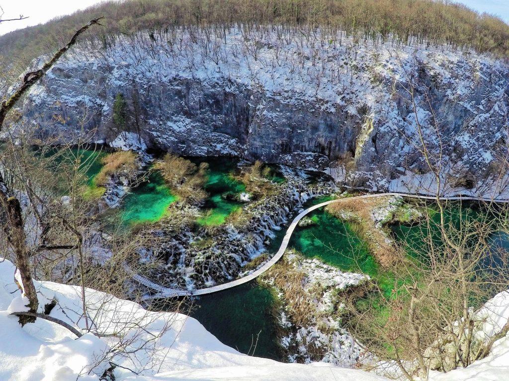 plitvicka jezera izlet vikend na plitvicama zimski travelina com hr