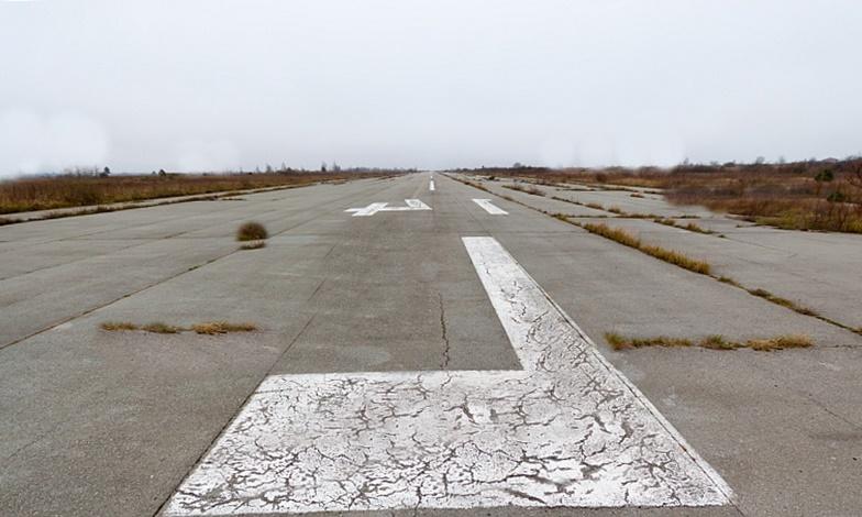 Pista aerodroma Željava