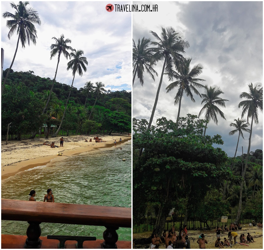 Laguna isla grande brazil plaža travelina com hr