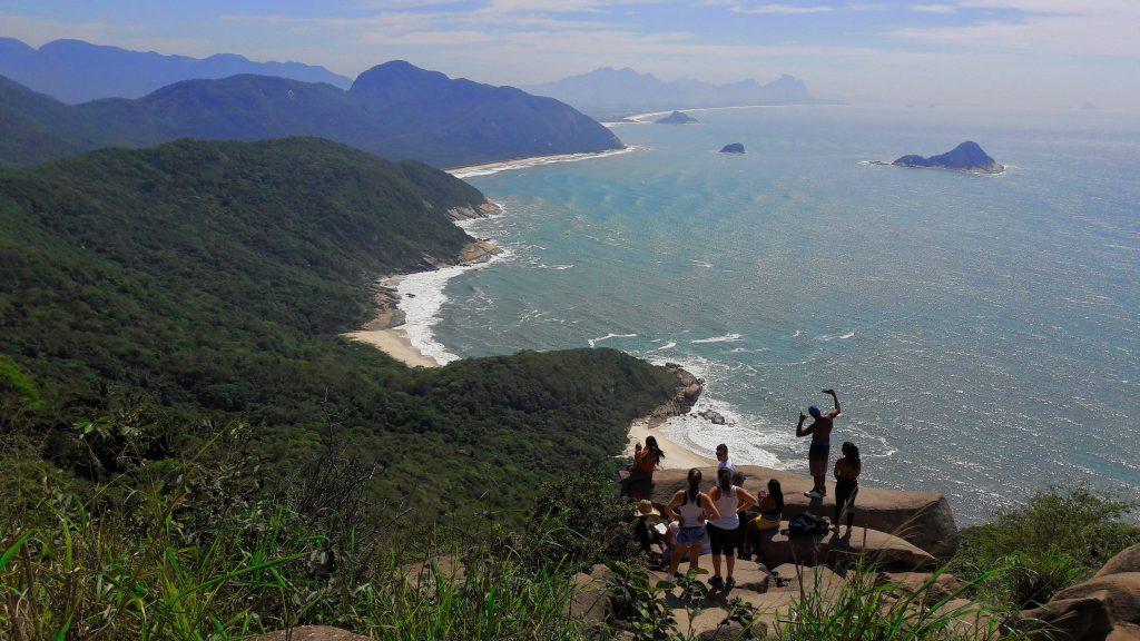 rio de janeiro isla grande pedra do telegrafo stijena brazil putovanje