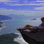 Pedra do Telegrafo rio de janeiro isla grande pedra do telegrafo stijena brazil putovanje